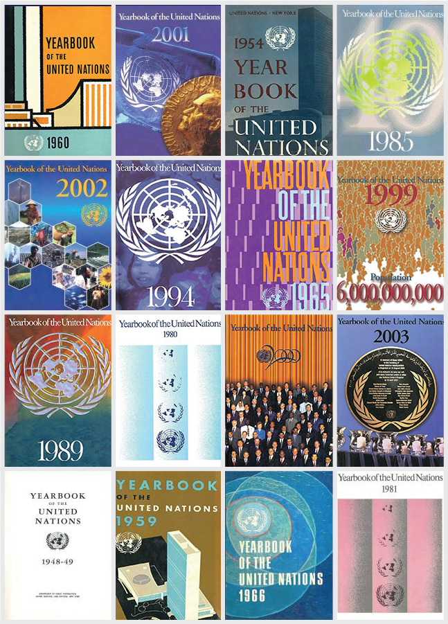 Welcome To The Yearbook Of The United Nations The Yearbook Of The